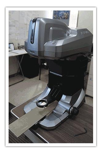 ワンショット3D形状測定機 キーエンス社